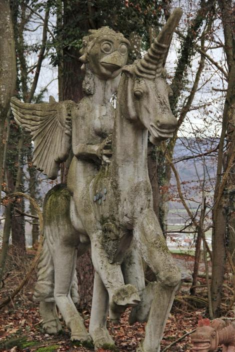 Einhorn Reiter