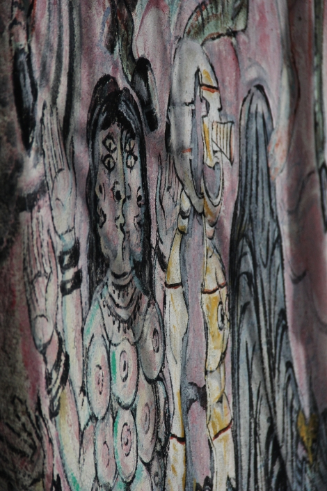 Wandmalerei 2