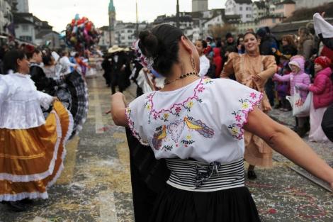 Zürcher Carneval Parade